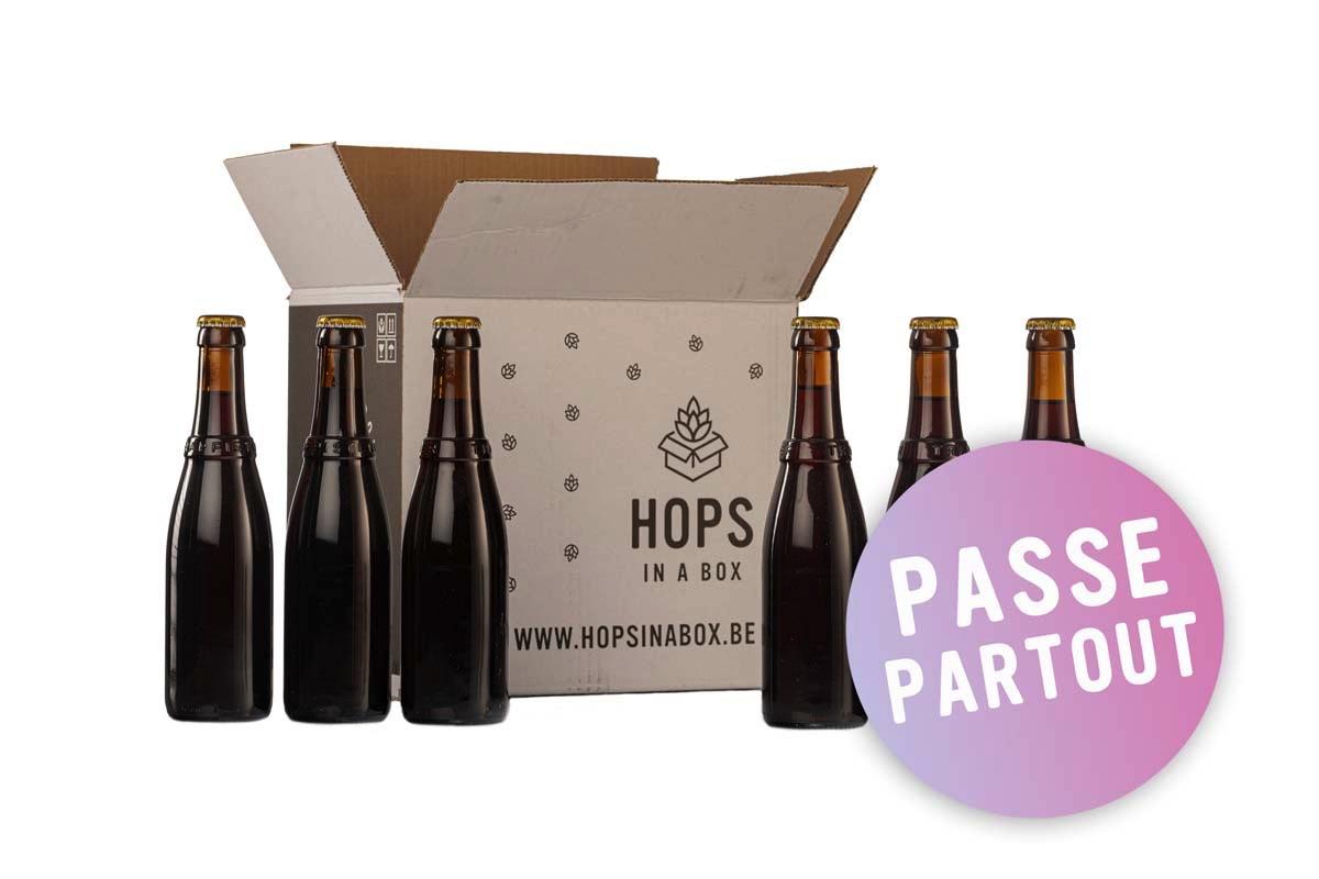 Bierpakket Passe Partout