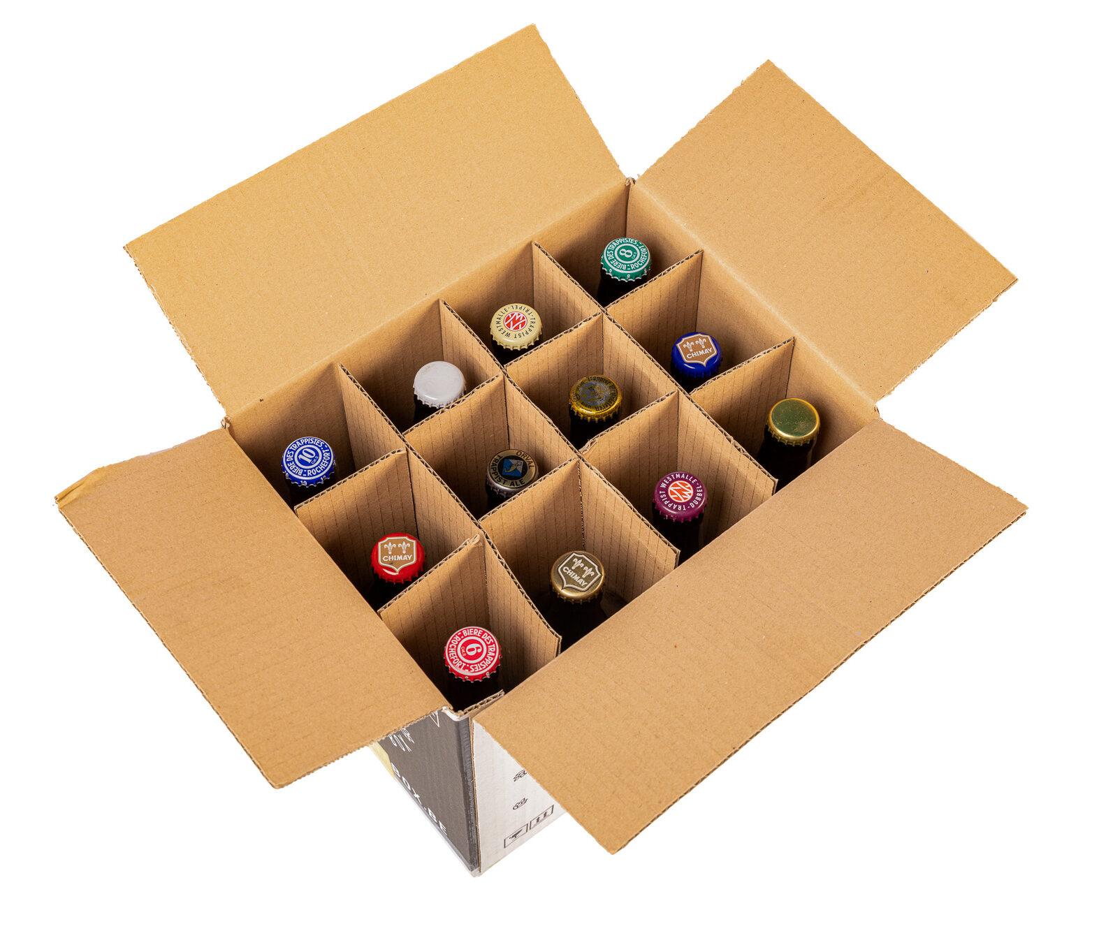 Hops in a box bierpakket open