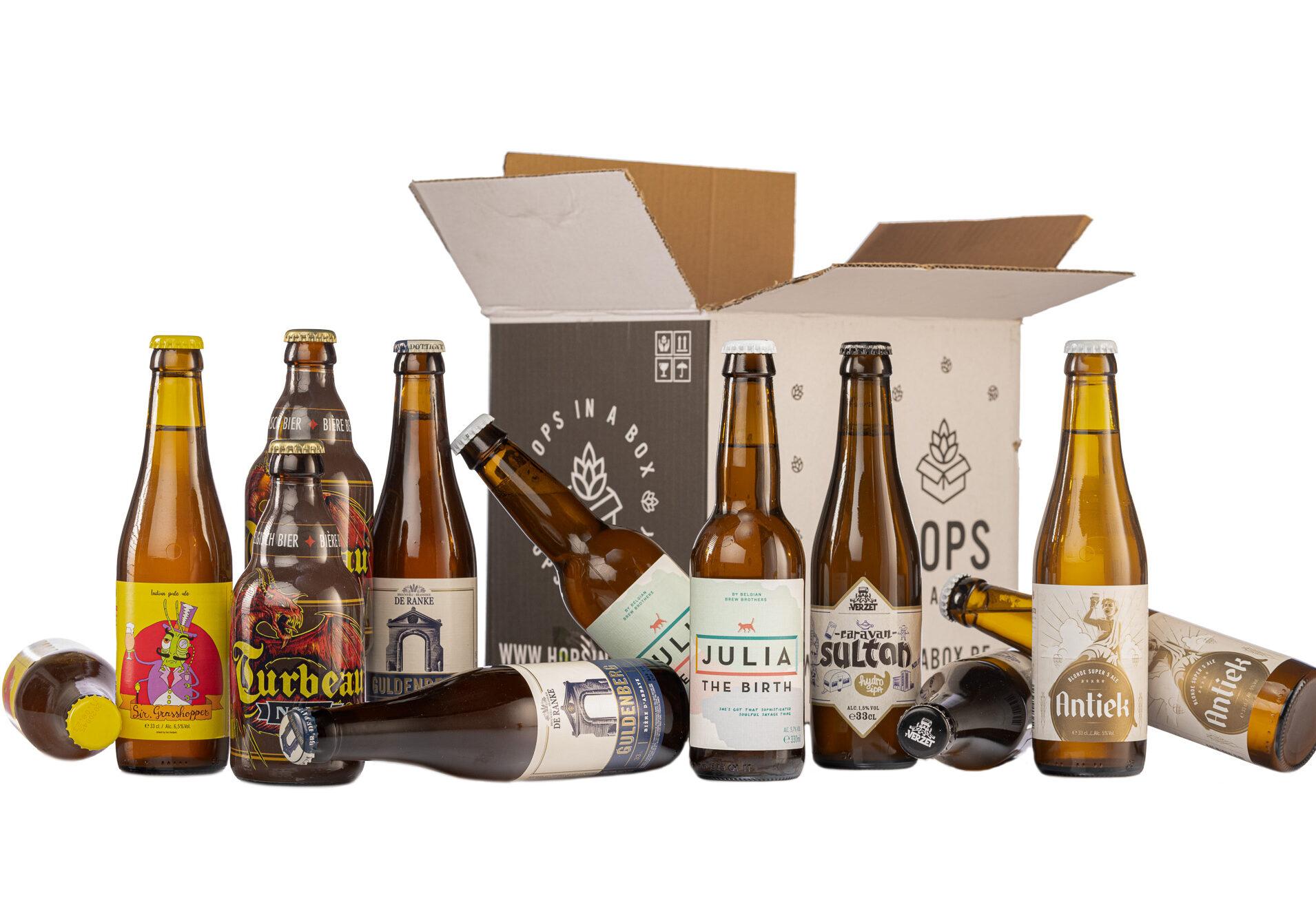 Bierpakket Bubbel Box