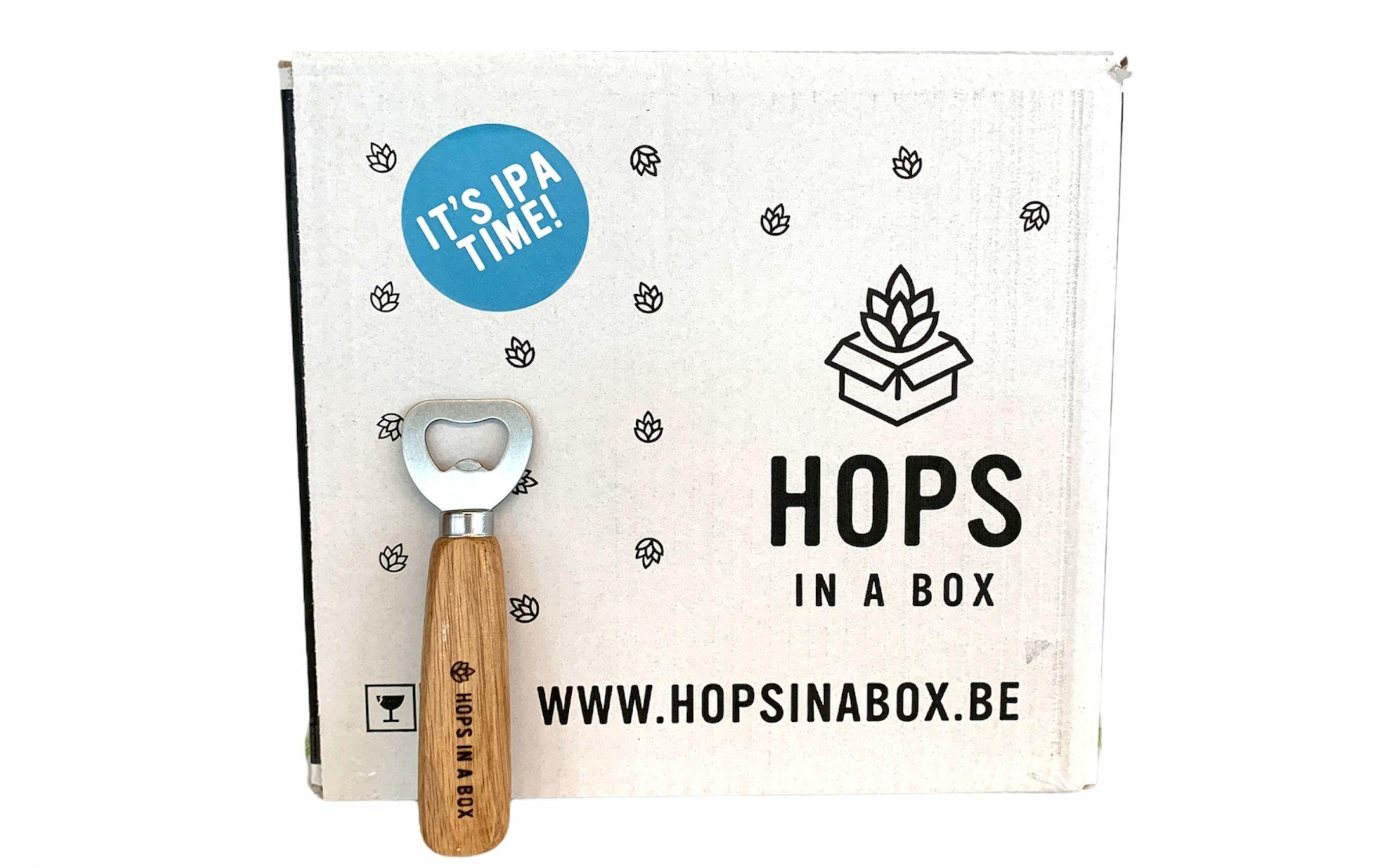 IPA Bierpakket - bieropener